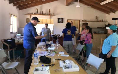 Glendora, Azusa, La Mission Rotarians – People of Action in Rosarita Mexico