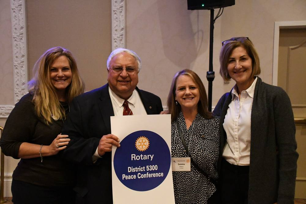 Rotary International District 5300 30th Annual Peace Conference Pictures